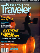 Business Traveler USA, April 2007