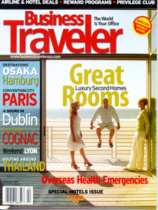 Business Traveler USA, February 2007