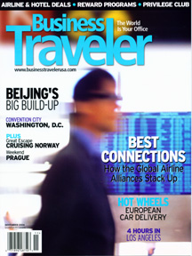 Business Traveler USA, November 2006