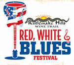 Red, White & Blues Festival