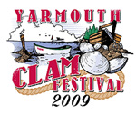 44th Annual Clam Festival in Yarmouth