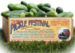 A Trio of Pickle Festivals -- and More!