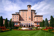 Tennis, Wine and Fine Dining at the Broadmoor