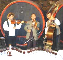 Convivial Wine Song Festival in Hungary