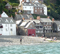 Clovelly's Annual Herring Festival