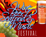 Wine, Beer, Seafood & Music Festival