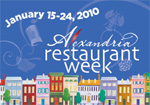 Alexandria Restaurant Week