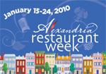 Alexandria Restaurant Week