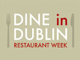 Dine in Dublin Restaurant Week