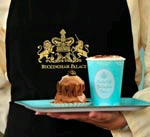 Tea Time at Buckingham Palace