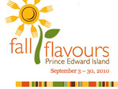 Fall Flavours Festival on PEI
