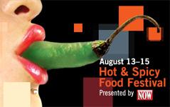 Toronto's Hot & Spicy