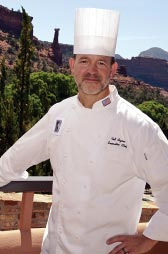 Enchantment Resort has New Executive Chef