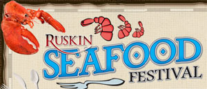 Seafood Festival in Ruskin