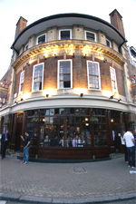 London Pubs with Rooms