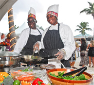 St. Croix Food &  Wine Experience