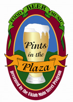 Pints in the Plaza