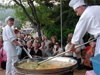 Croatia's Asparagus Festival