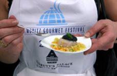 Gourmet Festival in St. Moritz
