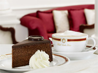 Sweet Relief at the Hotel Sacher