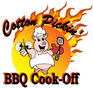 Cotton Pickin' BBQ Cook-Off and Festival