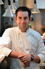 Michael Wilson is New Head Chef of Jing'An