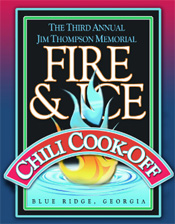 Fire and Ice Chili Cookoff