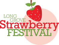 Strawberries in Long Grove, Illinois