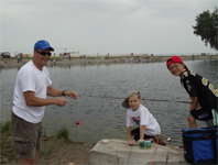 Walleye Fest on Lake Erie