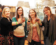 Sunset Wine Walks in Snohomish