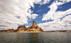 New Floating Restaurant on Lake Powell