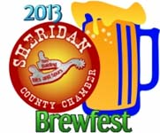 Brewfest in Sheridan, Wyoming