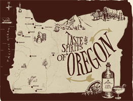 Oregon Distillery Trail