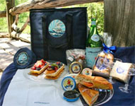 Picnic in the Park with Petrossian