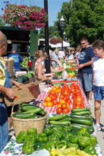 Farmers' Markets in and around Columbus, Ohio