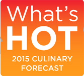 Top Menu Trends for 2015