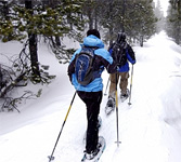 Snowshoe, Wine & Brew Trail
