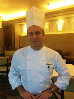 Corinthia Hotel's New Chef in St. Petersburg