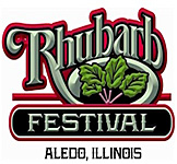 Rhubarb Festival in Illinois