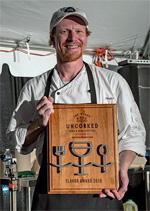 Chef David Pan Wins Flavor Award at Foodie Fest