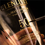 Fifty-Year-Old Glenlivet Unveiled