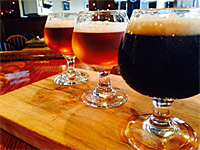 Craft Beer on the National Road West of Indianapolis