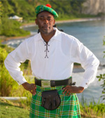 Celebrate St. Patrick's Day on Montserrat