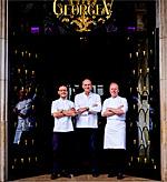 Three Michelin-Starred Restaurants in One Location