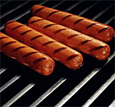 July: National Grilling & Hot Dog & Ice Cream Month