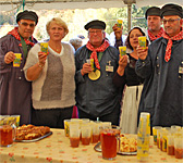 Apple, Cider and Cheese Festival in Normandy