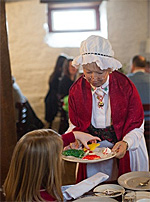 Holiday Teas at Shaker Village in Kentucky