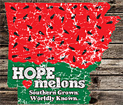 Watermelon Festival in Hope, Arkansas