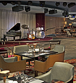 A Supper Club Debuts Aboard Crystal Serenity.