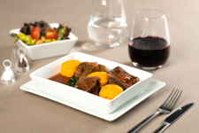 Belgian Gastronomy on Brussels Airlines